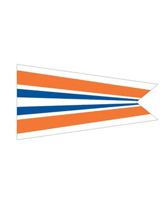 USCG PUC Pennant - Size 2