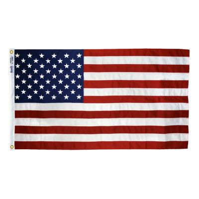 5ft. x 8ft. US Flag Heavy Polyester Outdoor Use