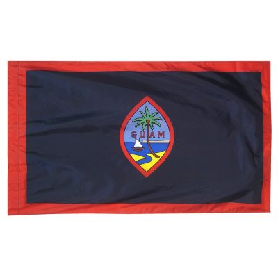 4ft. x 6ft. Guam Flag for Parades & Display