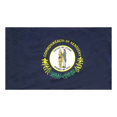 4ft. x 6ft. Kentucky Flag for Parades & Display