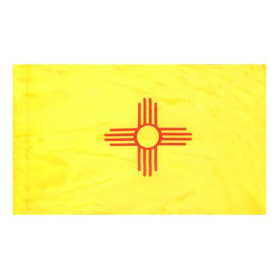 4ft. x 6ft. New Mexico Flag for Parades & Display