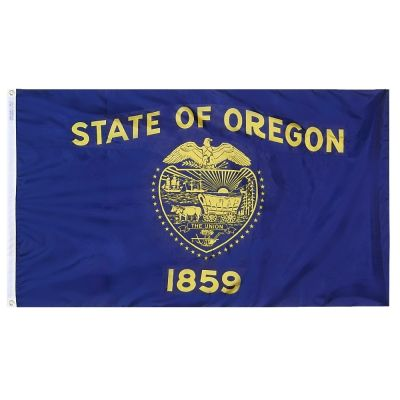 3ft. x 5ft. Oregon Flag Outdoor