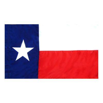 3 x 5 ft. Texas Flag Parade & Indoor Display