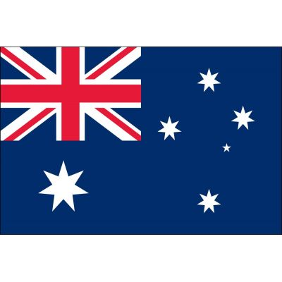 3ft. x 5ft. Australia Flag for Parades & Display