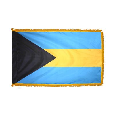 4ft. x 6ft. Bahamas Flag for Parades & Display with Fringe