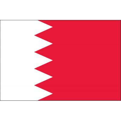 3ft. x 5ft. Bahrain Flag for Parades & Display