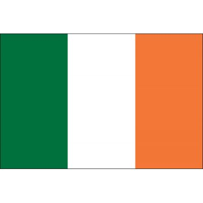 3ft. x 5ft. Ireland Flag for Parades & Display