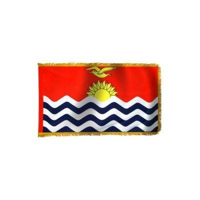 4ft. x 6ft. Kiribati Flag for Parades & Display with Fringe
