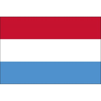 3ft. x 5ft. Luxembourg Flag for Parades & Display