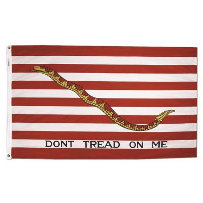 3 ft. x 5 ft. 1st Navy Jack Flag