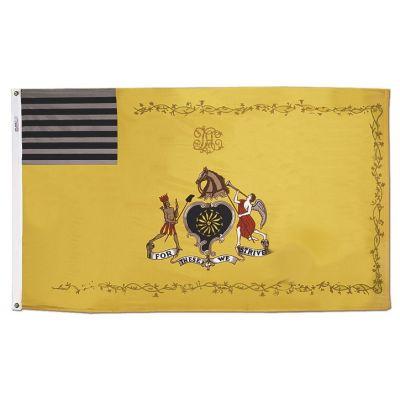 3 ft. x 5 ft. Philadelphia Light Horse Flag