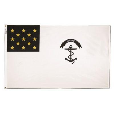 3 ft. x 5 ft. Rhode Island Regiment Flag