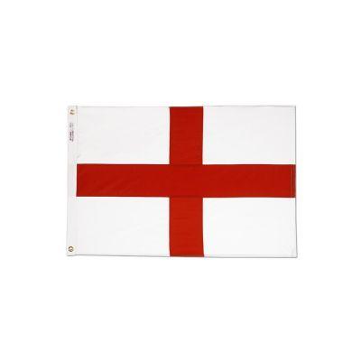 3 ft. x 5 ft. St. George Cross Flag