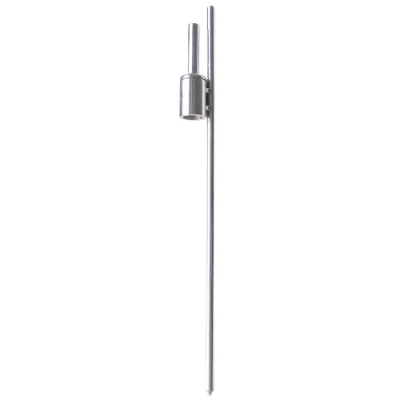 Larger Rotating Spike for Aluminum Pole