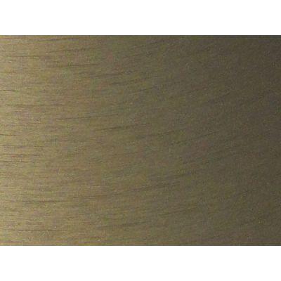 Medium Bronze Anodized Finish
