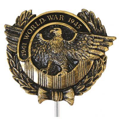 World War II War Veteran Memorial Marker