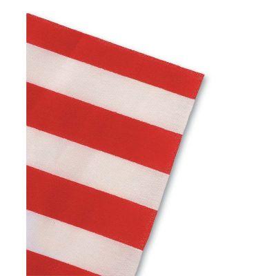 US Flag No Fray No Hemmed Edge