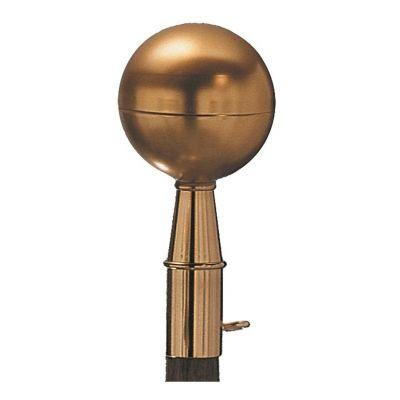 Gold Ball Finial