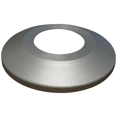 Standard Clear Anodized Flagpole Flash Collar