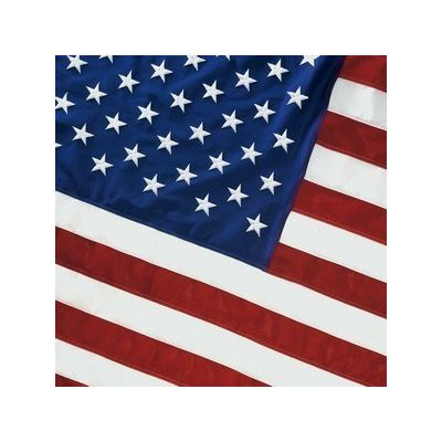 3 ft. x 5 ft. US Banner Style Flag Heavy Polyester