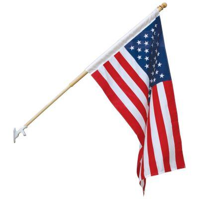 2-1/2 x 4 ft. U.S. Banner Flag Endura Polyester