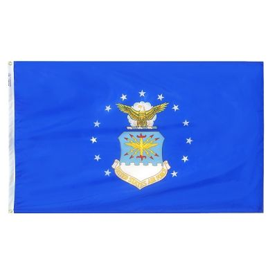 3ft. x 5ft. Air Force Flag Outdoor Woven Polyester