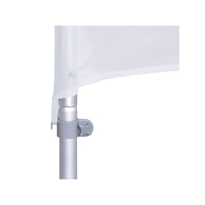 Banner Clamp to Pole