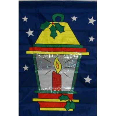 Lantern Decorative House Banner