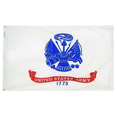 2 ft. x 3 ft. Army Flag E-Poly