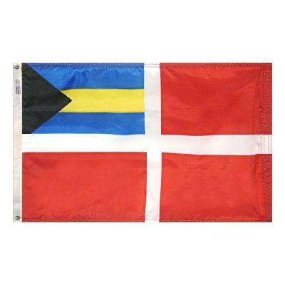 2 x 3 ft. Bahamas Courtesy Flag