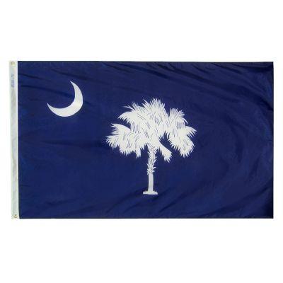 12 x 18 in. South Carolina flag