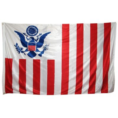 3ft. x 5ft. US Customs Service Flag for Outdoor Use