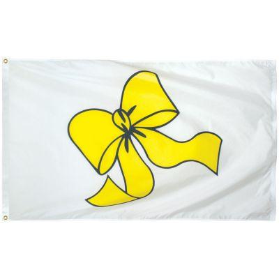 3 x 5 ft. The Yellow Ribbon Flag