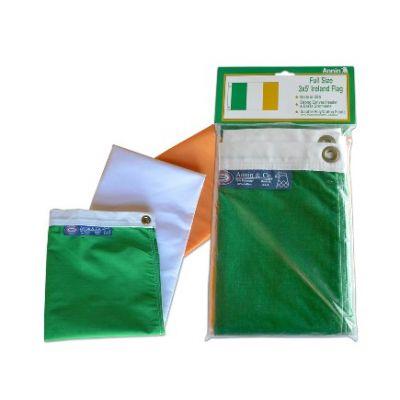 3ft. x 5ft. Ireland Flag Cotton/Poly