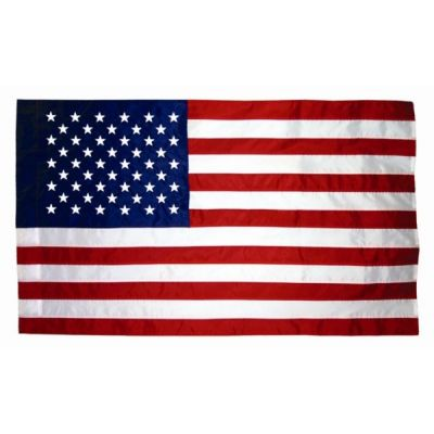 3ft. x 5ft. US Flag for Indoor Display
