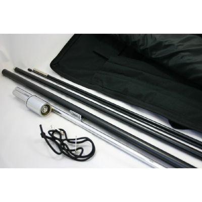 10 ft. Teardrop Banner Kit w/ Carrying Bag