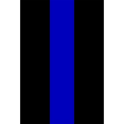 Thin Blue Line House Banner