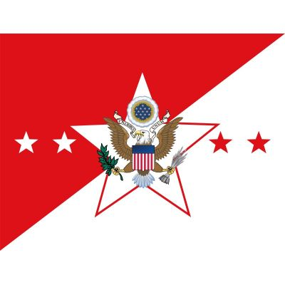 3ft. x 5ft. Chief of Staff of the Army Flag