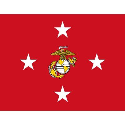 2x3 Commandant of the Marine Corps flag