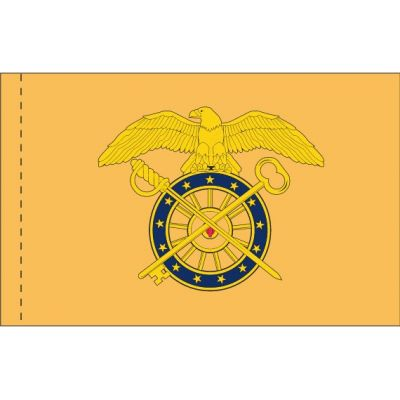 US Army Quartermaster Corps Flag