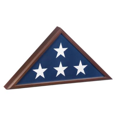 Veteran Flag Display Cherry