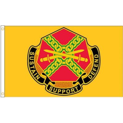 3 x 5 ft. Army Sustain Support Defend Flag
