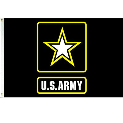 3ft. x 5ft. U.S. Army Logo Flag