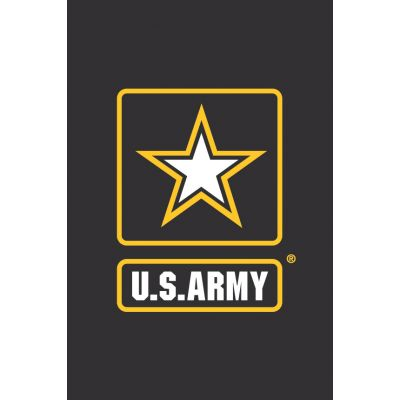 28 x 40 in. US Army Logo Banner