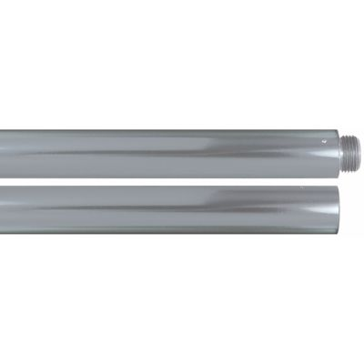Silver Budget Lead Banner Pole Joint