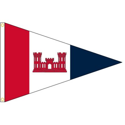 US Army Corps of Engineer Division Engineer Pennant