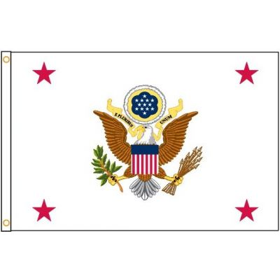 3ft. x 5ft. Under Secretary of the Army Flag