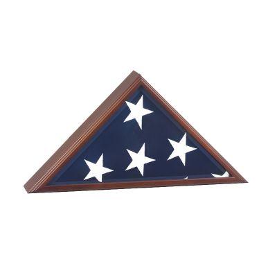 Vice Presidential Flag Display Case