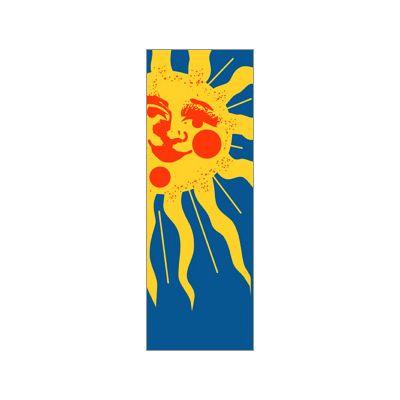 30 x 60 in. Seasonal Banner Sun Pacific