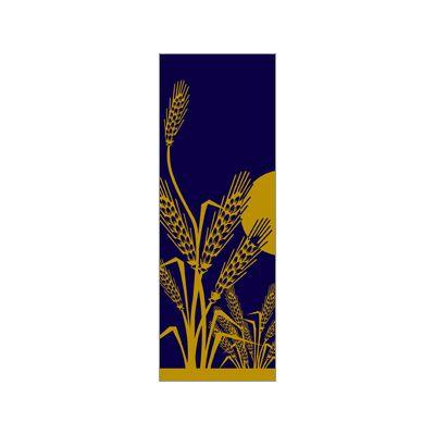 30 x 84 in. Seasonal Banner Wheat Captain